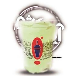 بستنی آیس پک دوبل آناناس کرمان