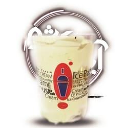 بستنی آیس پک دوبل موز کرمان